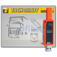 TACHOMATT FULL PACK TD ONE STD