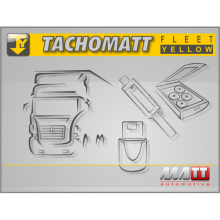 TACHOMATT Yellow